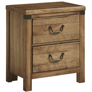 Sedgwick Night Stand - Natural Maple